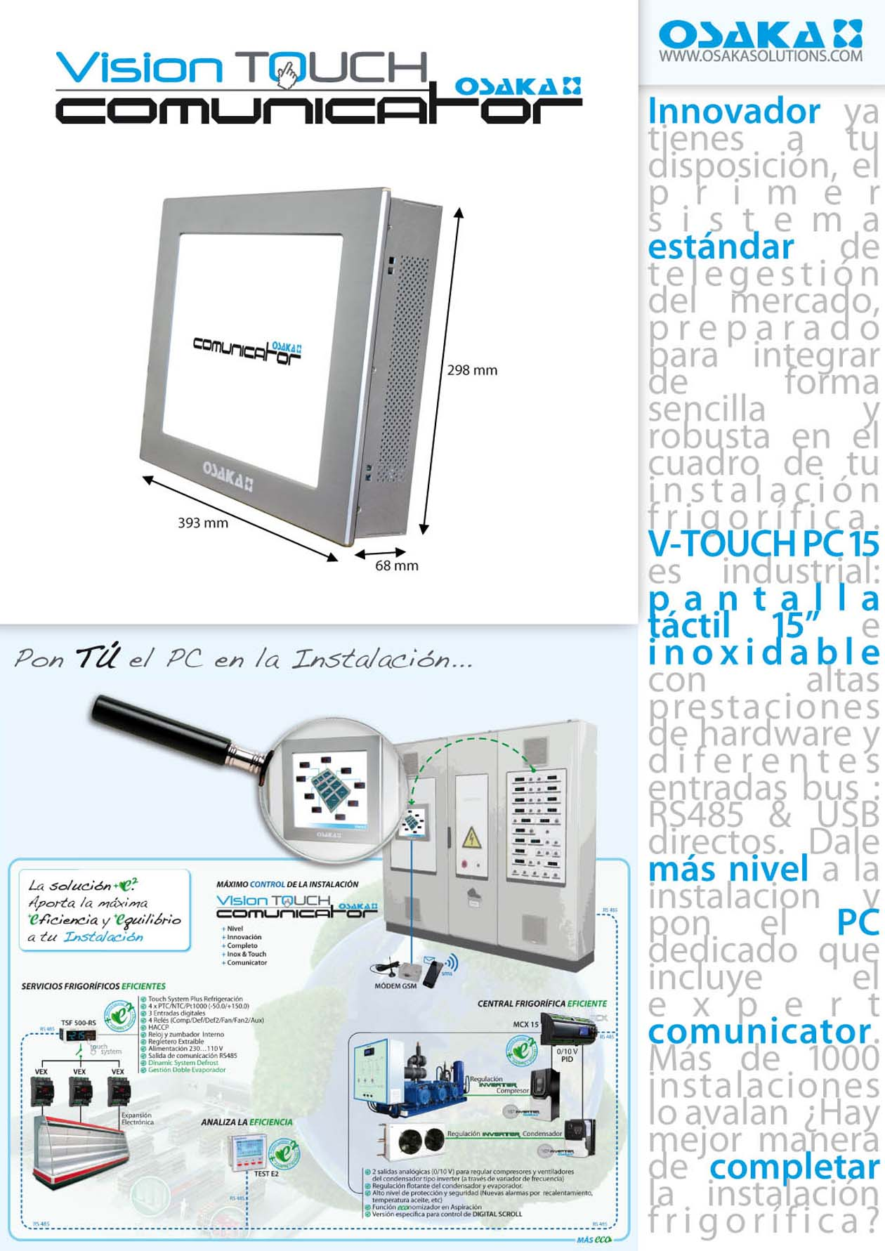 Vision Touch Comunicator